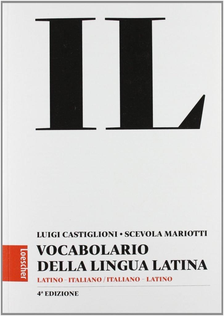 dizionario italiano latino